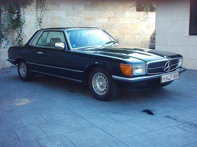 usado Mercedes 500 slc
