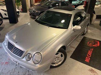 usado Mercedes CLK320 CLK ClaseElegance