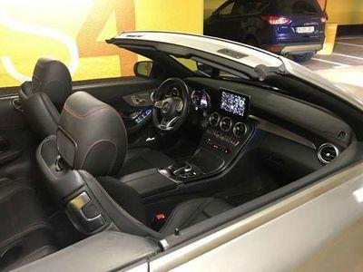usado Mercedes C43 AMG AMG Clase Cabrio Cabrio 4Matic 9G-Tronic