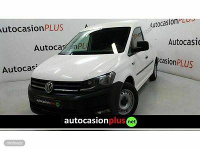 usado VW Caddy PROFESIONAL FURGON 2.0 TDI 55KW BMT