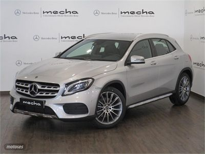 used Mercedes GLA220 d 7G-DCT