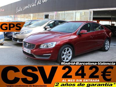 usado Volvo S60 1.6 D Momentum 85 kW 115 CV