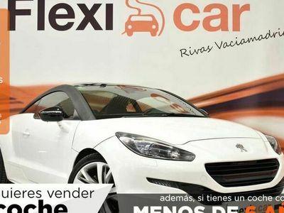 usado Peugeot RCZ 2.0HDI FAP