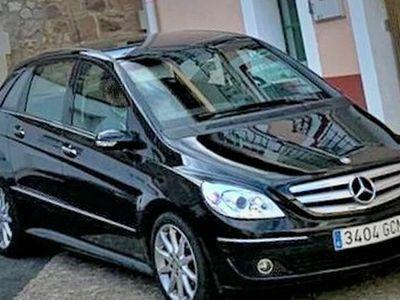 usado Mercedes B170 Clase