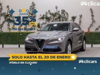 usado Alfa Romeo Stelvio 2.0 Petrol 206kW (280CV) First Ed.I Q4