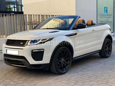 usado Land Rover Range Rover evoque Convertible 2.0 Td4 110 kW (150 CV) 4x4 Auto HSE Dynamic 2p
