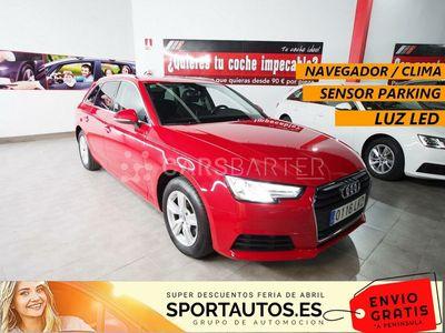 usado Audi A4 A4AVANT 5p