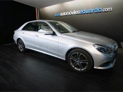 usado Mercedes E250 Clase EBluetec Elegance 4p. -15
