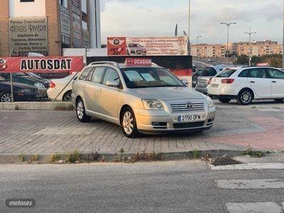 usado Toyota Avensis 2.2 150cv familiar