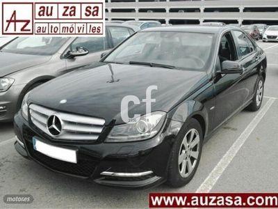 usado Mercedes C200 CDI BlueEfficiency ECO-EDITION