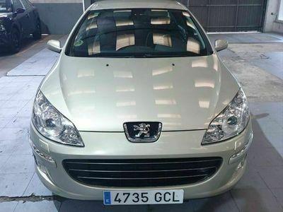 usado Peugeot 407 Premium 2.0 HDI 136cv FAP