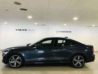 usado Volvo S60 III T5 GEARTRONIC (184KW/250PS) R-DESIGN AUT.