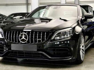 usado Mercedes C63 AMG C 63 AMGCabrio S AMG Speedshift MCT 9G AMG