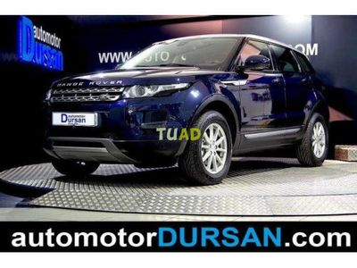 usado Land Rover Range Rover evoque 2.2l Ed4 Pure 4x2 '14