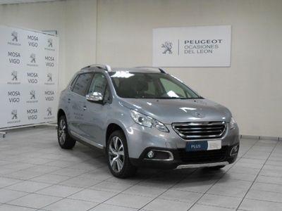 usado Peugeot 2008 1.2 PureTech Style 82 CV (NAVEGACION + CLIMA)