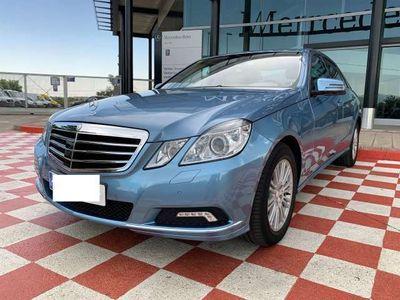 usata Mercedes E350 CGI BE Elegance 7G (14.75)
