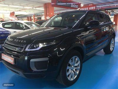 used Land Rover Range Rover evoque 2.0L eD4 4x2 SE 110 kW (150 CV)