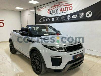 usado Land Rover Range Rover evoque Convertible 2.0td4 Se Dynamic 4wd 180 Aut 180 cv en Murcia