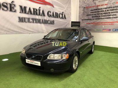 usado Volvo S60 2.4 140cv