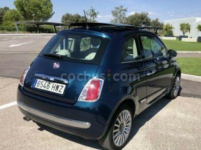 usado Fiat 500 1.3mjt S&s Cult 95 95 cv en Madrid
