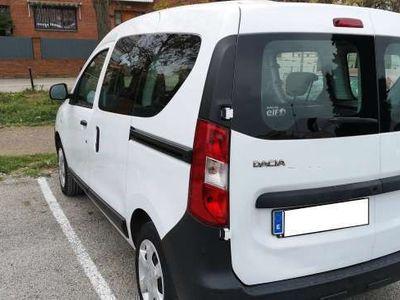 usado Dacia Dokker 1.5dCi Ambiance N1 55kW
