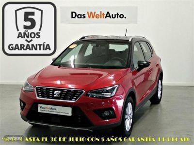 usado Seat Arona 1.6 TDI 70kW 95CV Xcellence Ecomotive