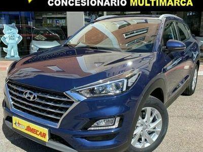 usado Hyundai Tucson 1.6 TGDI Klass 4x2