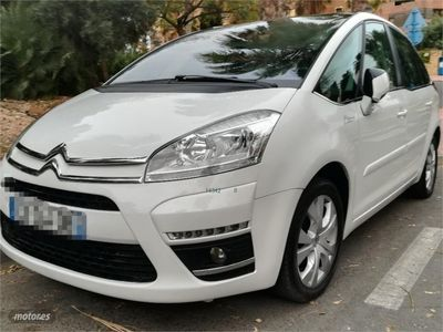 usado Citroën C4 Picasso 1.6 eHDi 115cv Exclusive