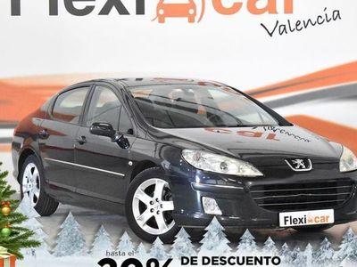 usado Peugeot 407 Sport HDI 136