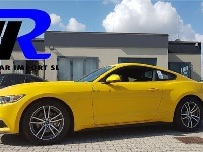 brugt Ford Mustang Fastback 2.3 EcoBoost Aut.