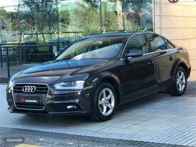 gebraucht Audi A4 2.0TDI Multitronic DPF 143 - XENON/NACIONAL