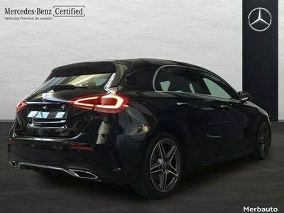 usado Mercedes A180 AMG Line (EURO 6d-TEMP)