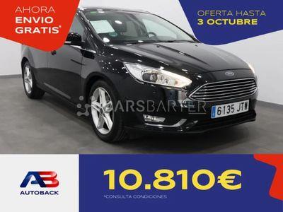 usado Ford Focus SportBreak 2.0 TDCI Titanium 110 kW (150 CV) 5p