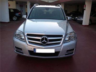 usado Mercedes GLK220 220CDI BE 4M (9.75)