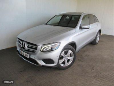 usado Mercedes GLC220 D 4MATIC AUT EXCLUSIVE
