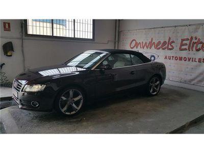 usado Audi A5 Cabriolet 2.0 TFSI Multitronic 211