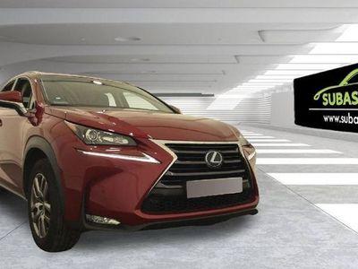 usado Lexus NX300h Executive 4WD Tecno