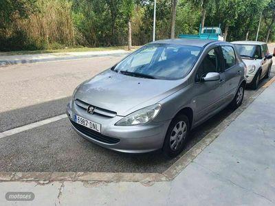 usado Peugeot 307 2.0 HDi 90 XT