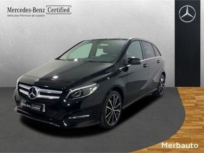 gebraucht Mercedes B200 Clase Bd