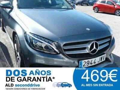 usado Mercedes C220 Estate d Sportive AMG 4Matic 125 kW (17