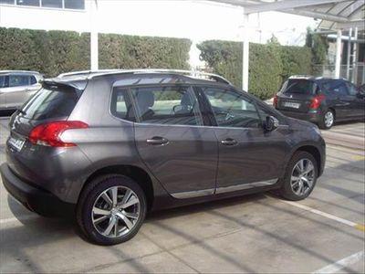 gebraucht Peugeot 2008 1.6 e-HDI Allure