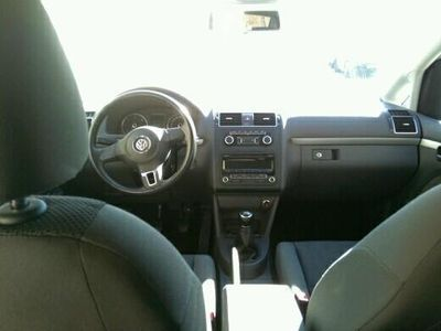 gebraucht VW Touran 1.6 TDI 105cv Advance -12
