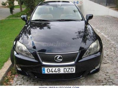 usado Lexus IS250 Sport Multimedia 4p. -06