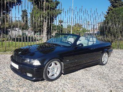 brugt BMW M3 Cabriolet e36