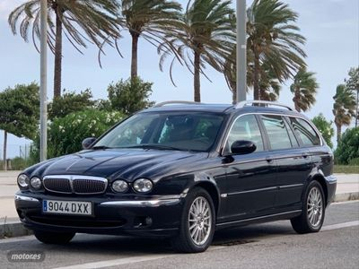 usado Jaguar X-type 2.2D Executive Wagon