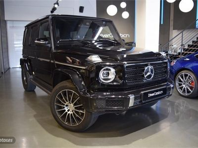 usado Mercedes G500 4Matic 9G-Tronic - MY19 - IVA DED - AMG - NIGHT