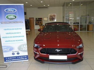 usado Ford Mustang GT Mustang 5.0 TiVCT V8 336kW A.Conv.
