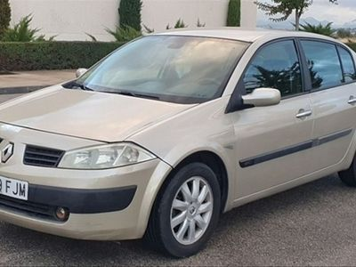 usado Renault Mégane Sedan Emotion 2007 1.5DCI105 eco2