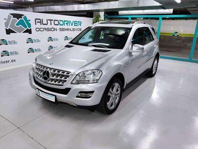 usado Mercedes ML300 M CDI BE 4M Edición Limitada Aut.