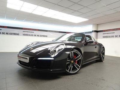 usado Porsche 911 Targa4 S PDK/NACIONAL/APPROVED/CERTIFICADO/420CV/